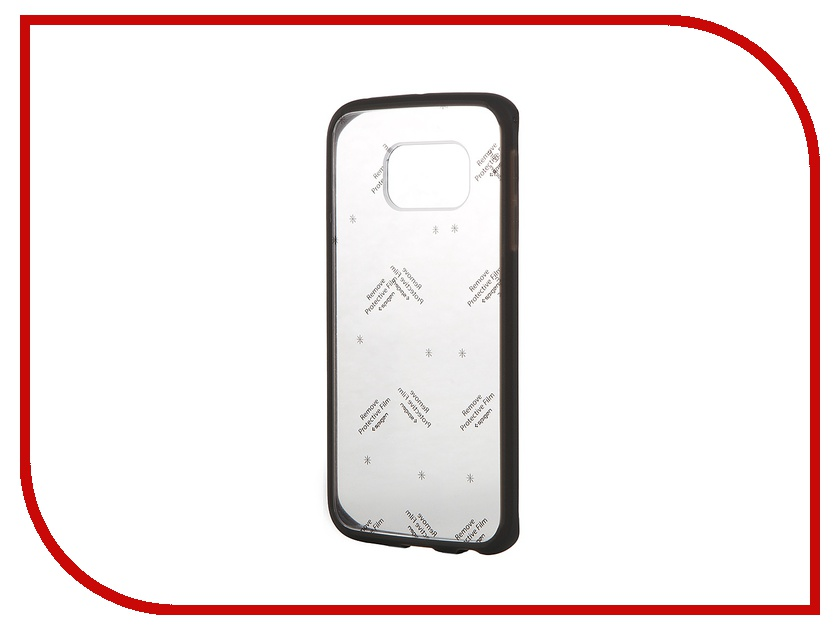 Аксессуар Чехол Samsung Galaxy S6 Edge SGP Ultra Hybrid SGP11417 Steel<br>