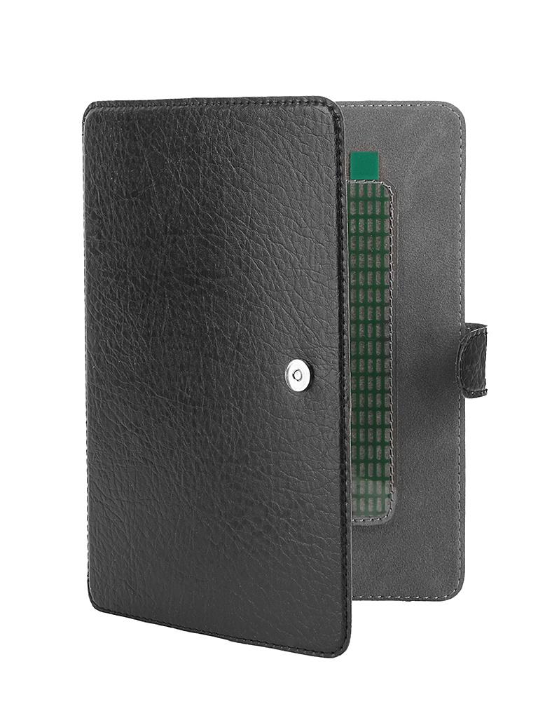 Аксессуар Чехол-книжка for Norton Ultra Slim 6-inch универсальный, на клейкой основе 176x125mm Black