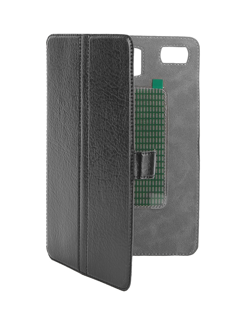 Аксессуар Чехол-книжка Norton Ultra Slim 8-inch универсальный, на клейкой основе 217x136mm Black