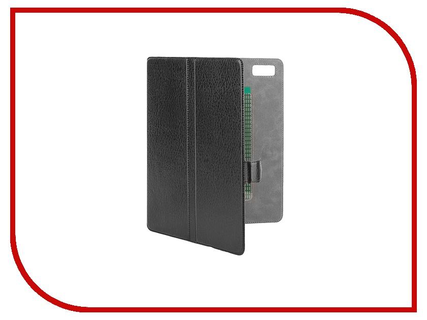 Аксессуар Чехол-книжка 9.7-inch Norton Ultra Slim универсальный, на клейкой основе 243x188mm Black
