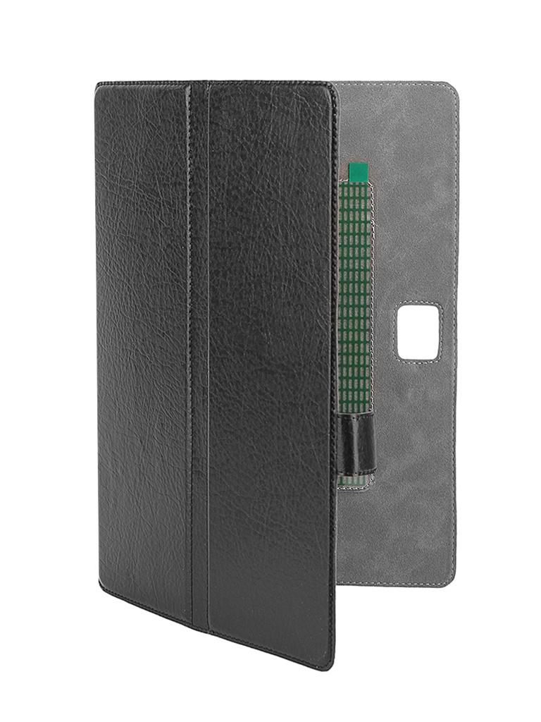 Аксессуар Чехол-книжка 10.1-inch Norton Ultra Slim универсальный, на клейкой основе 262x181mm Black