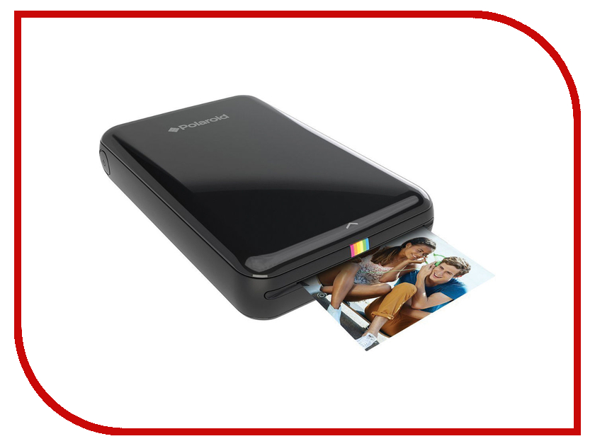 Принтер Polaroid Zip Black