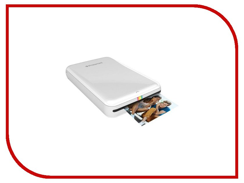 Принтер Polaroid Zip White baby care urban lite красный red bc003