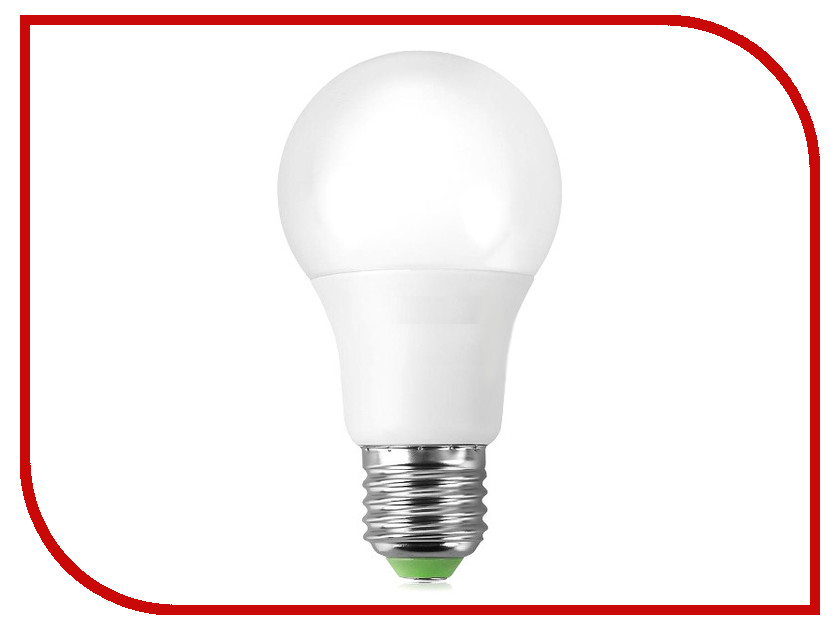 Лампочка ASD LED-A60-Standard 7W 3000K 160-260V E27 4690612001692<br>
