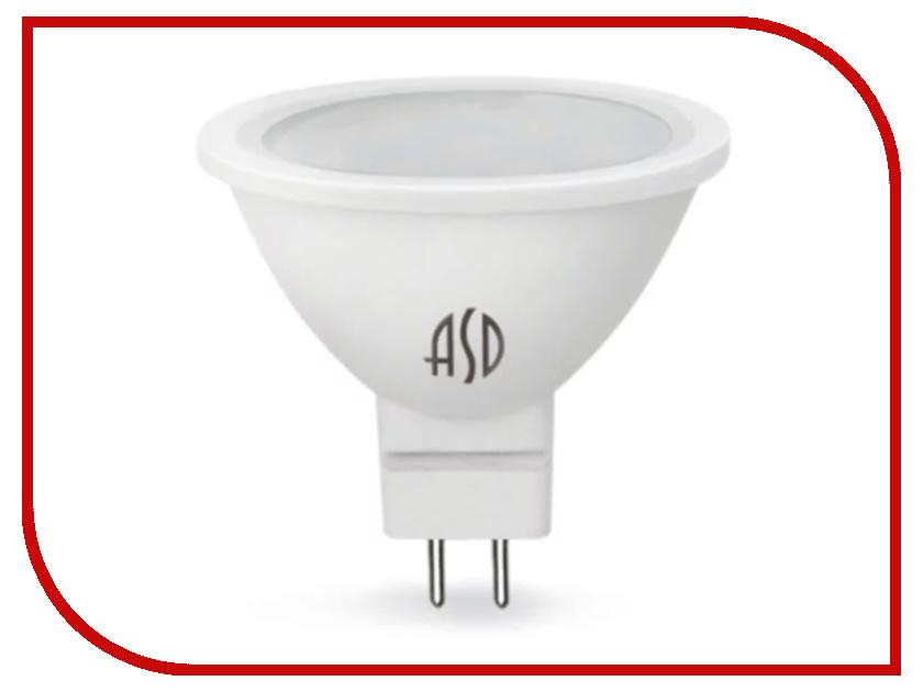 Лампочка ASD LED-JCDR-Standard 3W 3000К 160-260V GU5.3 4690612002248