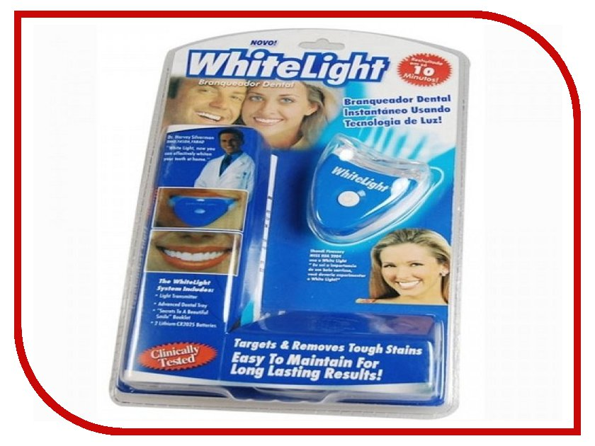 White Light - отбеливатель зубов<br>