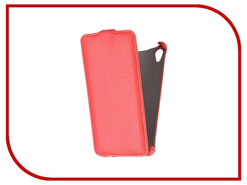 Аксессуар Чехол Sony Xperia Z3 Gecko Red GG-F-SONZ3-RED<br>