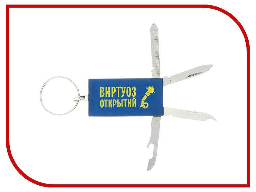 Нож СИМА-ЛЕНД Виртуоз открытий 108326<br>