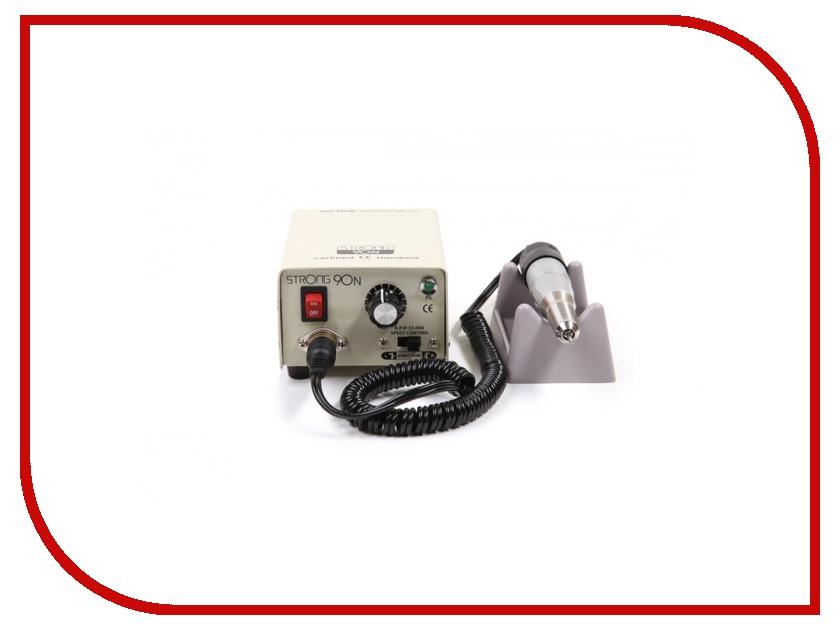 Аппарат для маникюра и педикюра Strong 90N/120 без педали кулоны подвески медальоны sokolov 731306 s