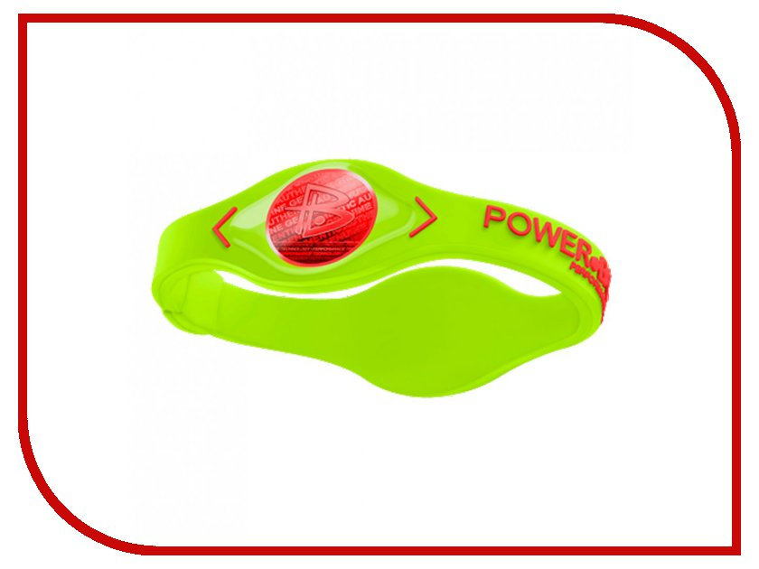 Браслет POWER BALANCE XS VOLT Red Hologram Green/Red браслет power balance бкм 9678