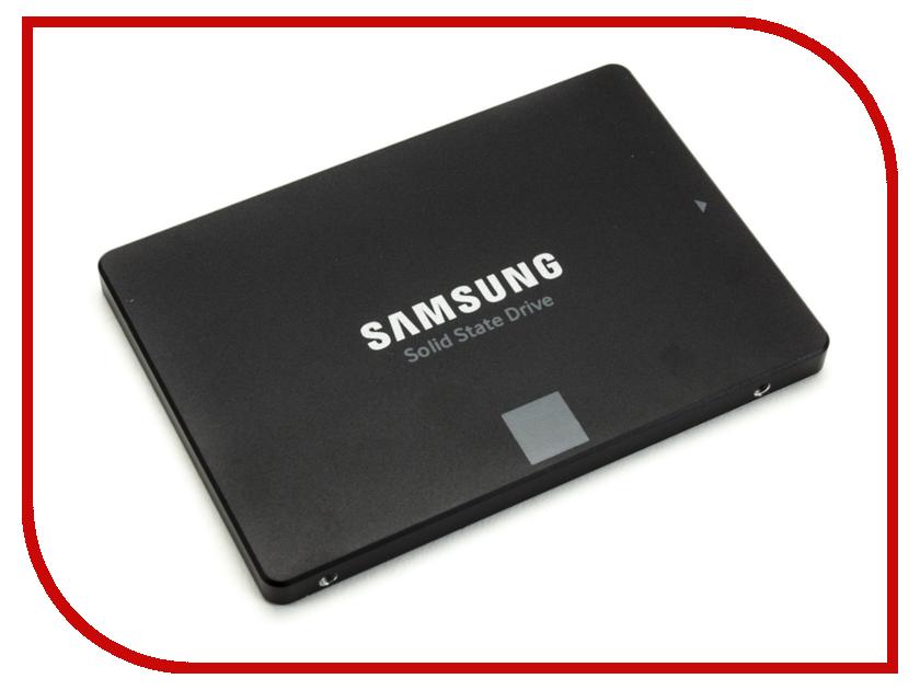 Жесткий диск 2Tb - Samsung 850 EVO MZ-75E2T0BW жесткий диск 500gb samsung s850 evo mz n5e500bw