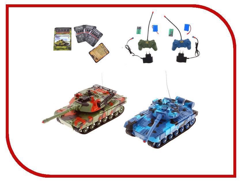 Радиоуправляемая игрушка Забияка SL-1272А Такнковый бой 859097