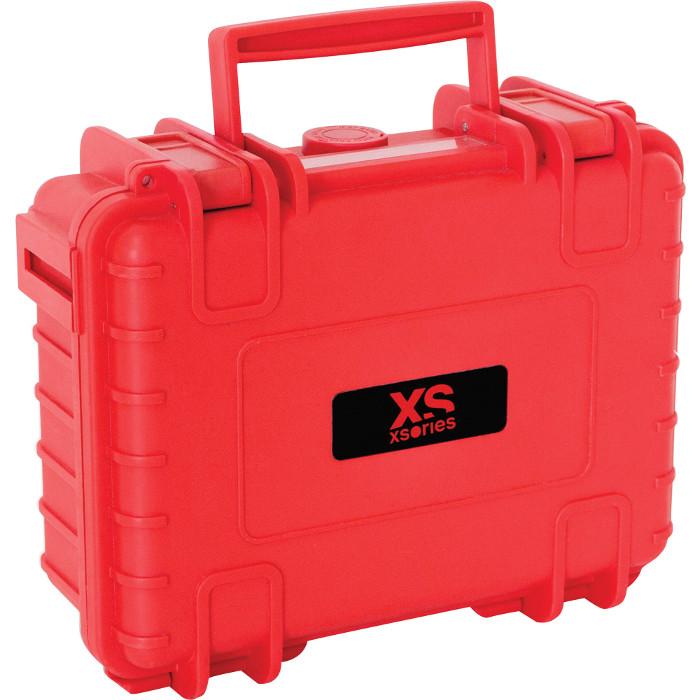 Аксессуар Xsories Big Black Box 2.0 Red BBBO2/RED Кейс для хранения