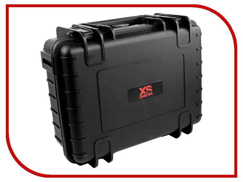 Аксессуар Xsories Big Black Box 2.0 Black BBBO2/BLA Кейс для хранения<br>