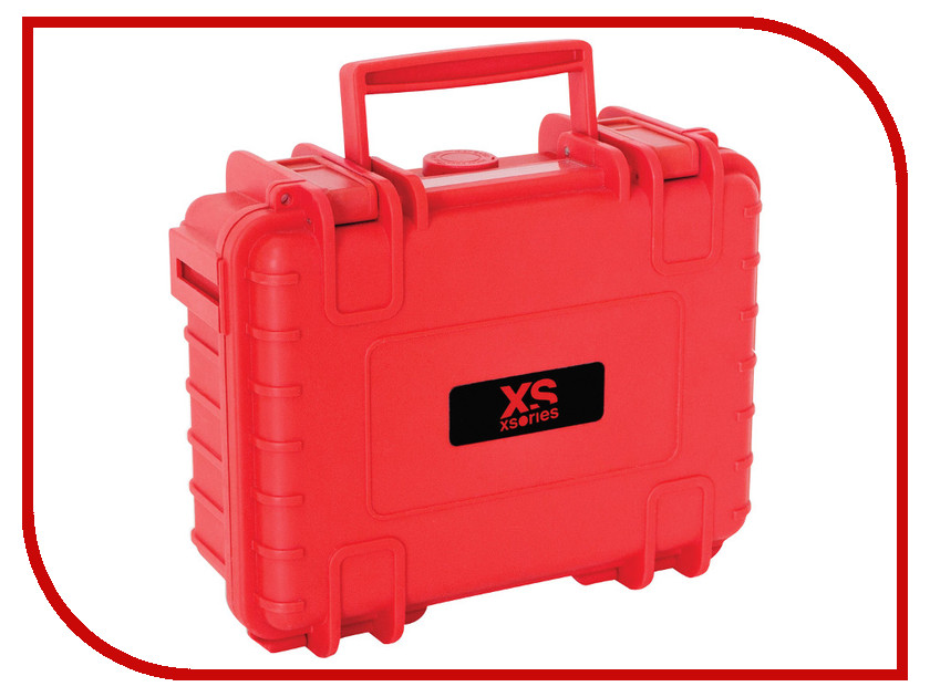 Аксессуар Xsories Black Box 2.0 Red BLBO2/RED Кейс для хранения<br>