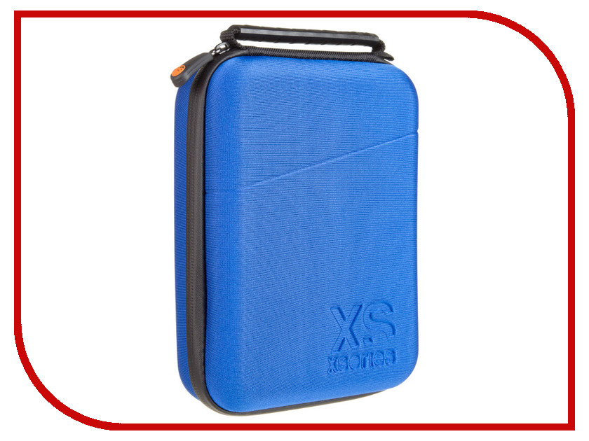 Аксессуар Xsories CAPxULE 1.1 Soft Case Small Blue CAPx1.1/BL Кейс для хранения<br>