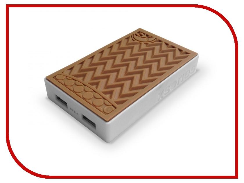 Аккумулятор Xsories XS Sneaker 4200 mAh White SNEA\WHI<br>