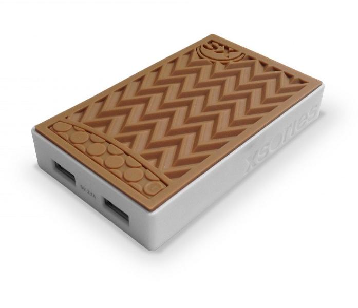 Аккумулятор Xsories XS Sneaker 4200 mAh White SNEA\WHI
