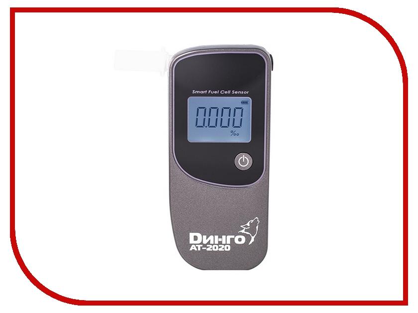 Алкотестер Динго АТ-2020 алкотестер дельта ат 300