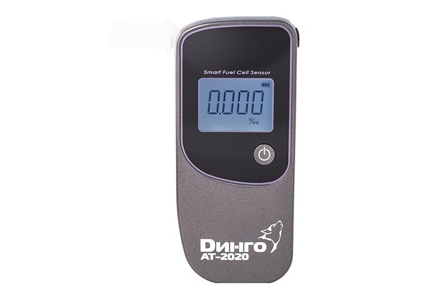 цена на Алкотестер Динго АТ-2020