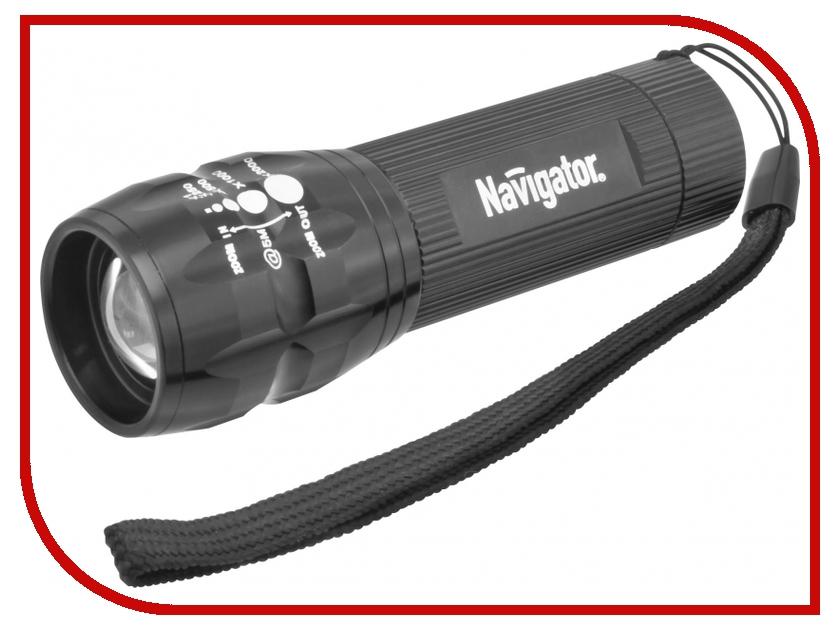 Фонарь Navigator 94 967 NPT-CM03-3AAA navigator фонарь с резиновым покрытием navigator npt w01 3aaa vhg ydit