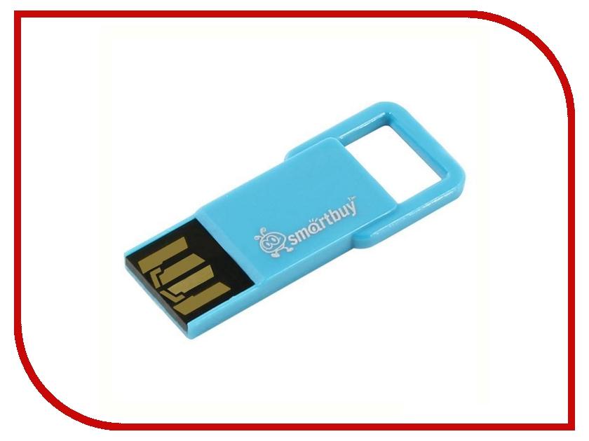 USB Flash Drive 32Gb - SmartBuy Biz Blue SB32GBBIZ-Bl<br>