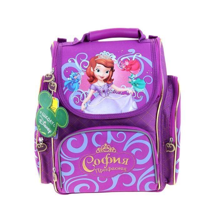 Рюкзак Disney София Прекрасная 1122236 от Pleer