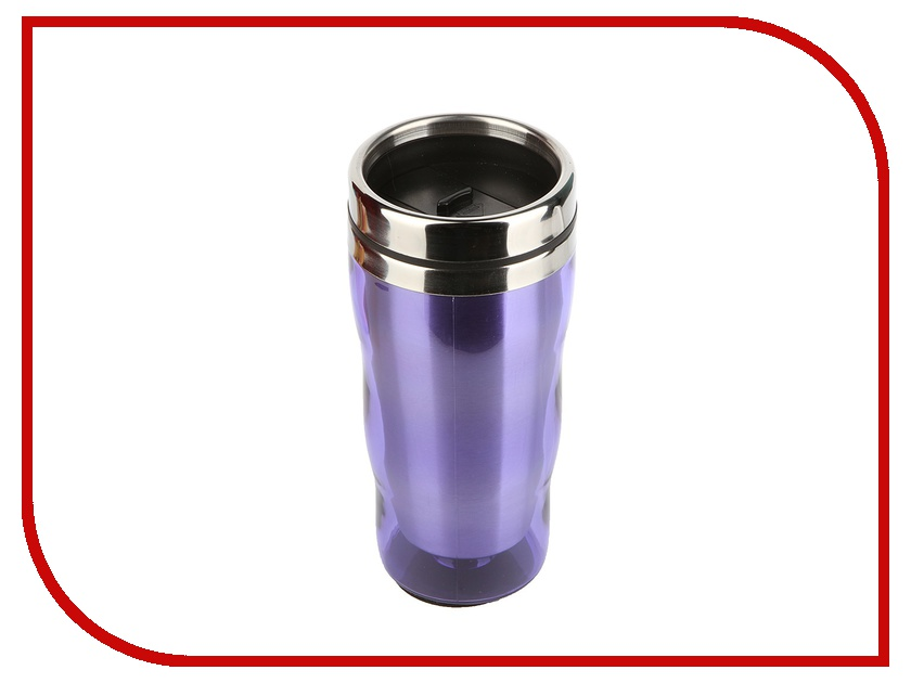 Термокружка Lara LR04-36 - 500ml Purple термос lara lr04 00 750ml