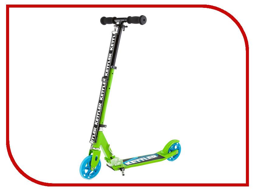 Самокат Kettler Scooter Zero 6 Greenatic T07115-5010 браун вт 5010