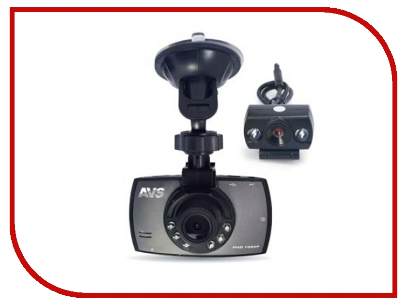 Видеорегистратор AVS VR-246DUAL<br>