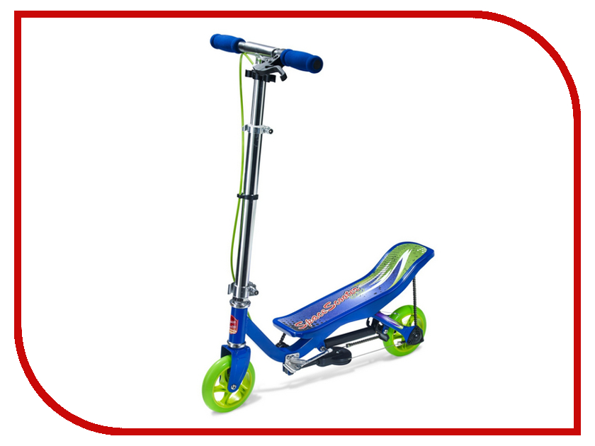 Самокат Space Scooter Junior X360
