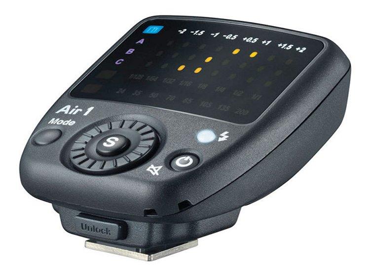 Радиосинхронизатор Nissin Commander Air 1 for Sony ADI-TTL/P-TTL godox v860ii s gn60 ttl hss 1 8000s speedlite camera flash light w li ion battery for sony dslr mi shoe camera rain cover etc