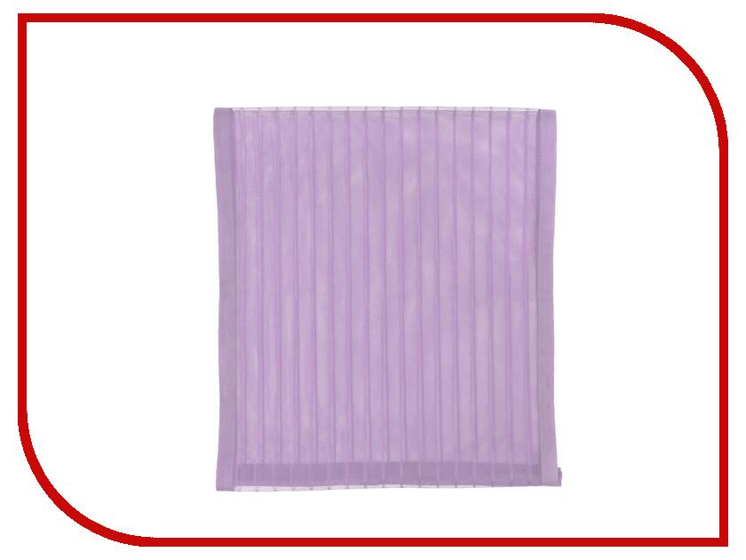 Средство защиты из сетки СИМА-ЛЕНД Занавес 80x210 Purple 137785