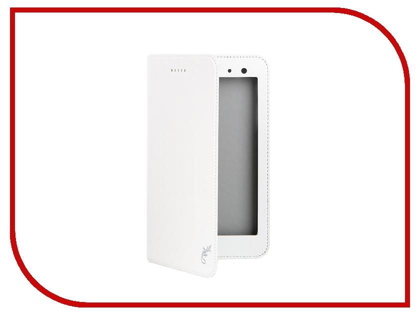 Аксессуар Чехол Huawei Media Pad T1 7.0 G-Case White GG-701
