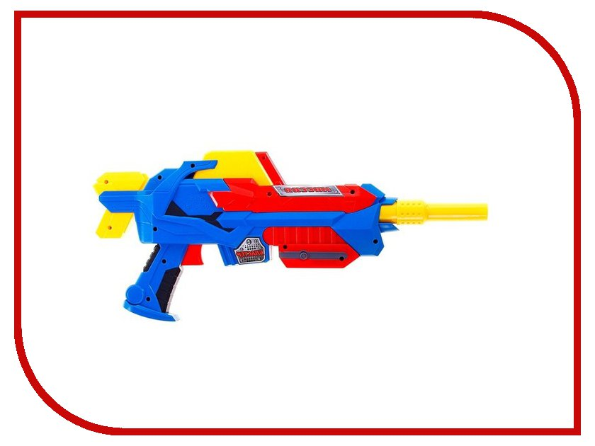 Игрушка Забияка SL-1252C Бластер с растущими пулями 186689