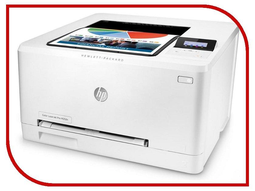 Принтер HP Color LaserJet Pro M252n