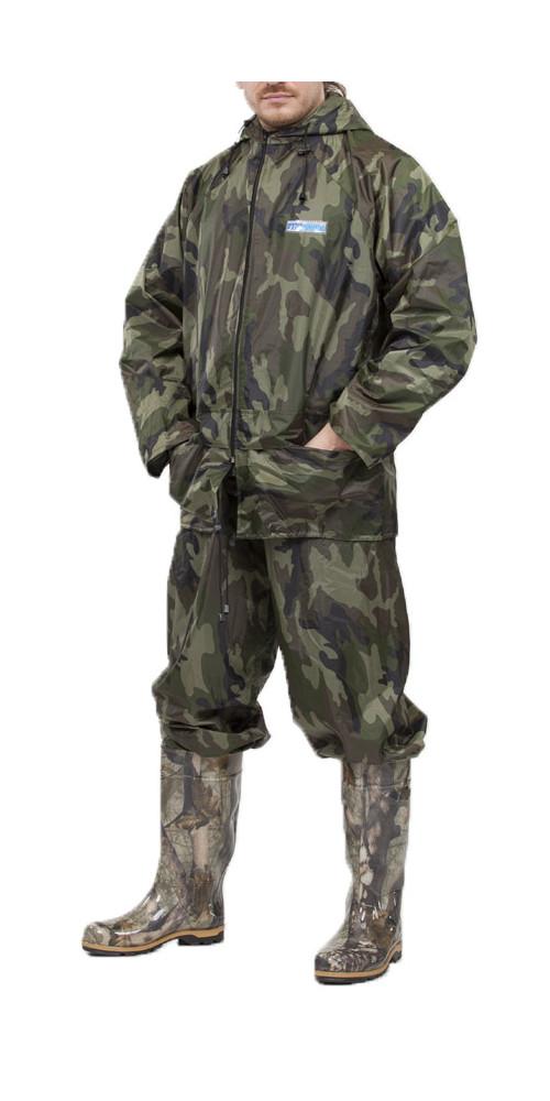 Костюм Water Proofline Hunter р.48-50/170-176 Camouflage