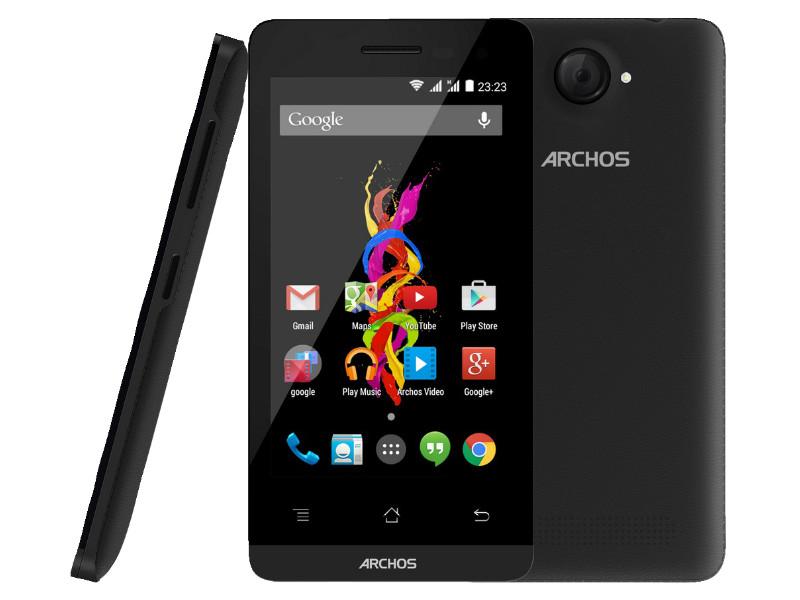 Сотовый телефон Archos 40d Titanium 502897<br>