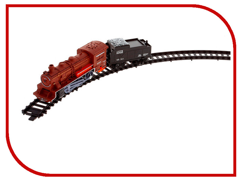 Игрушка СИМА-ЛЕНД Грузовой локомотив 575952