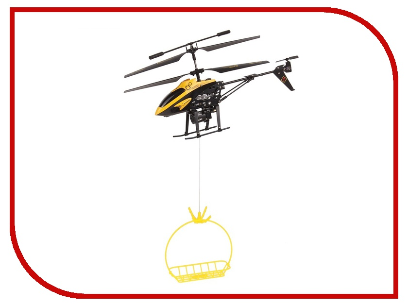 Радиоуправляемая игрушка СИМА-ЛЕНД Перевозчик 575917