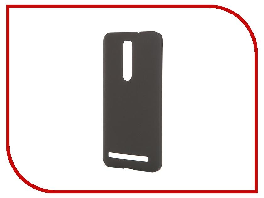 Аксессуар Чехол-накладка ASUS ZenFone 2 ZE551ML Pulsar Clipcase PC Soft-Touch Black PCC0050<br>