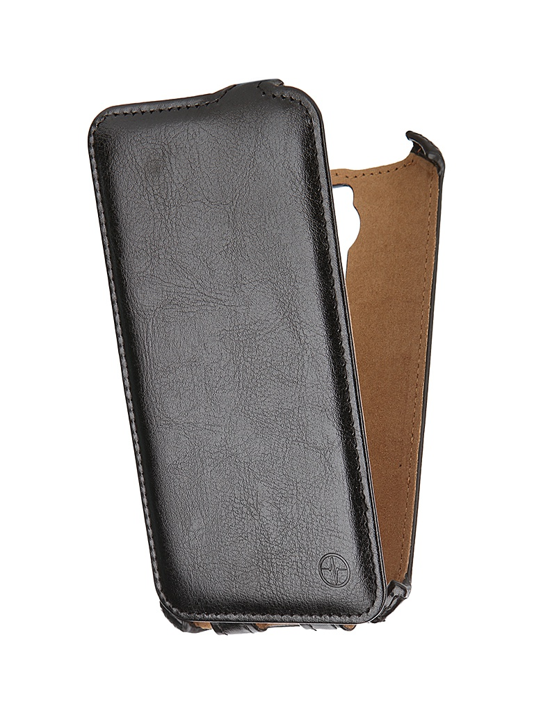 Аксессуар Чехол-флип ASUS ZenFone 2 ZE551ML Pulsar Shellcase Black PSC0435