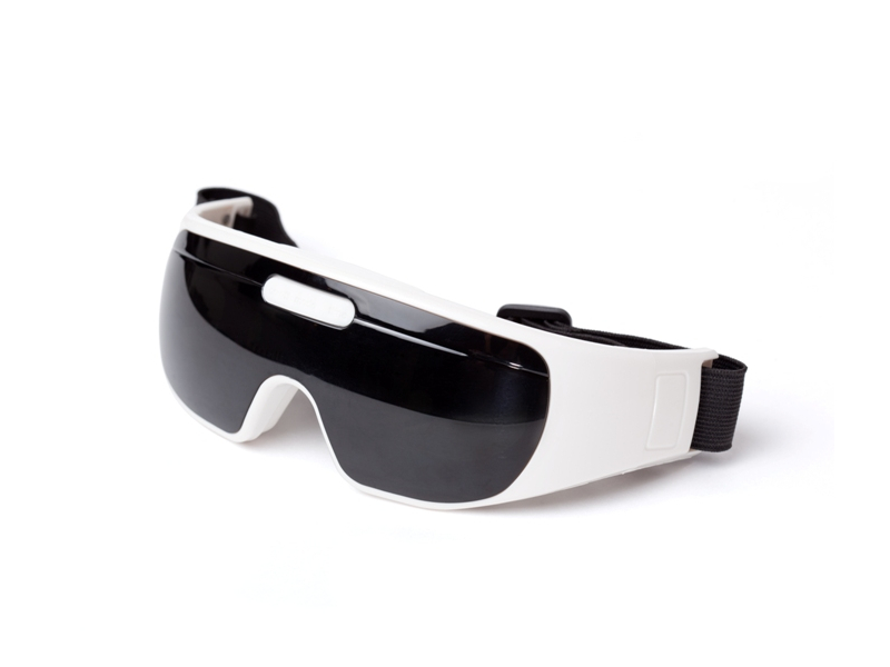 Массажер FitStudio 207:A / 207:B White для глаз цена