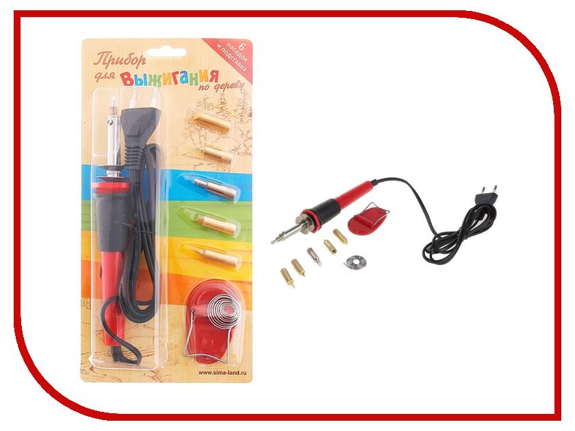 Аппарат для выжигания Лесная мастерская 133963 аппарат для выжигания sparta 913225