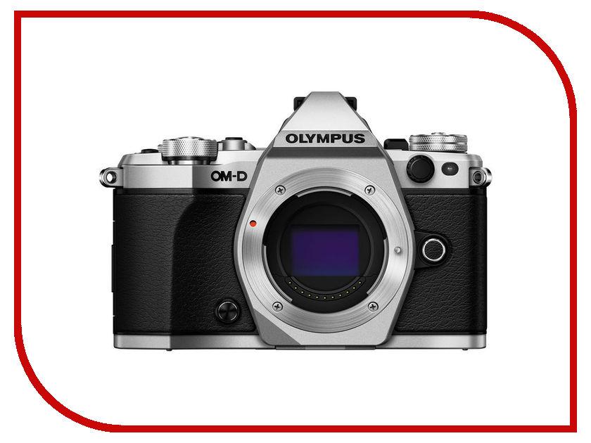 Фотоаппарат Olympus OM-D E-M5 Mark II Body Silver<br>