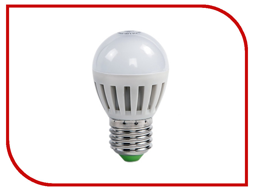 Лампочка ASD LED Шар Standard 5W 4000K 160-260V E27 4690612002187 светильник asd спп 2402 12w 160 260v 4000k ip65 4690612003726