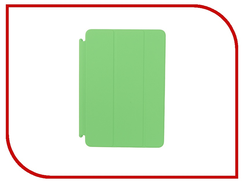Аксессуар Чехол APPLE iPad mini Smart Cover Green MGNQ2ZM/A