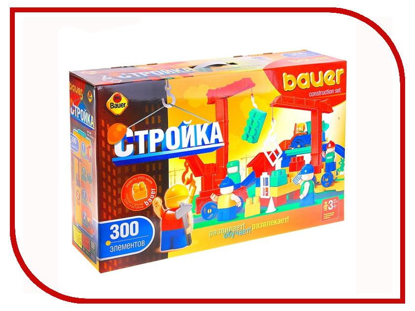 Игрушка Конструктор Bauer Стройка 599195<br>