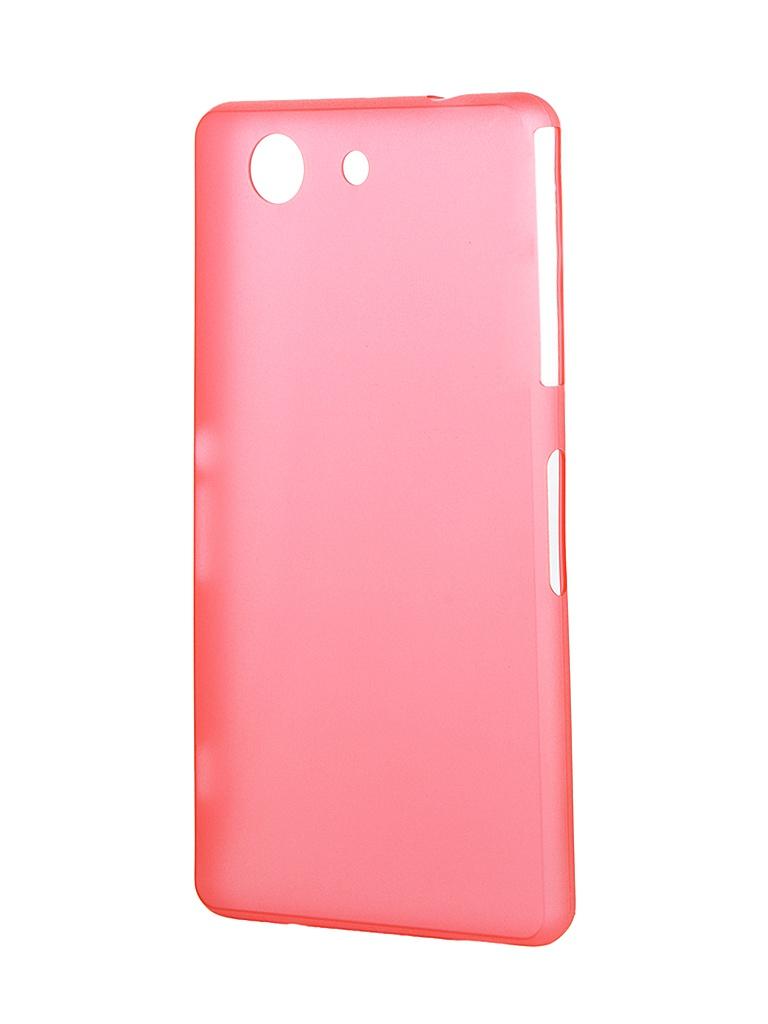 Аксессуар Чехол-накладка Sony Xperia Z3 Compact BROSCO Super Slim<br>