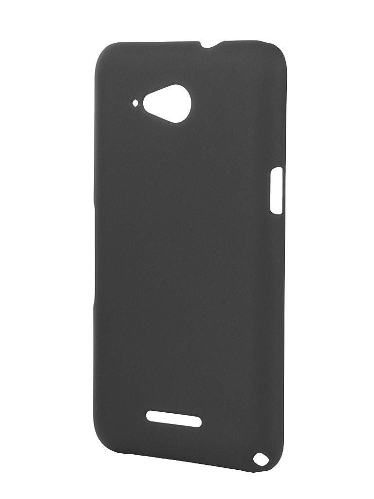 Аксессуар Чехол-накладка Sony Xperia E4G BROSCO<br>
